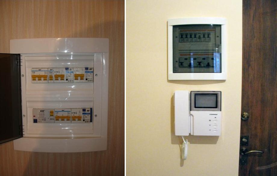 Электрощит - надежная защита