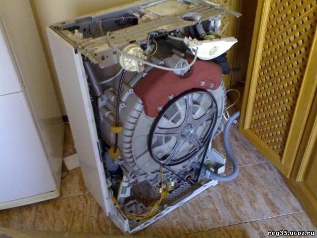 Совету по ремонту стиральной машины своими руками