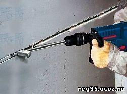 Как сделать штробу и закрепить в ней кабель?